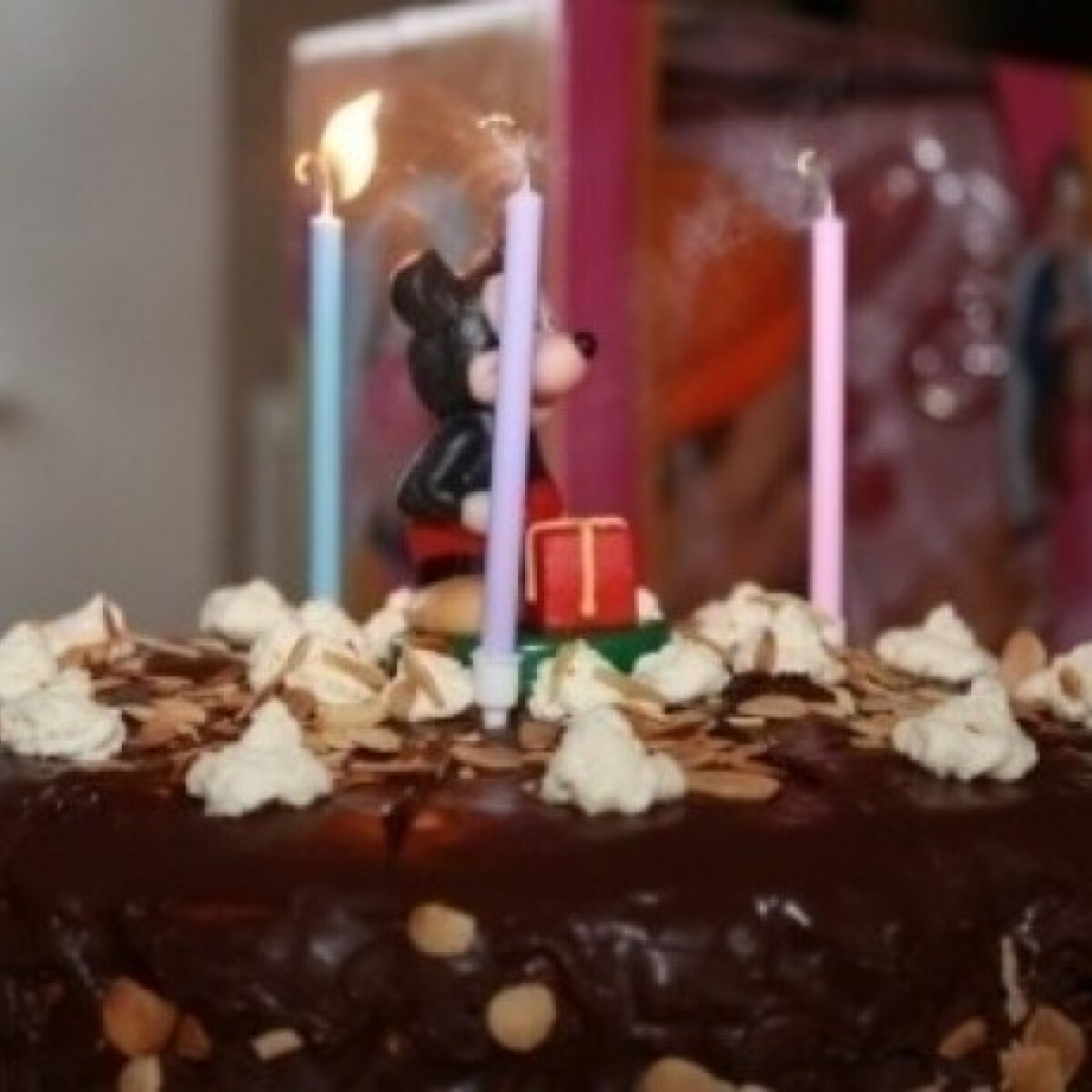 Ezen a képen: Rigó Jancsi torta 2.