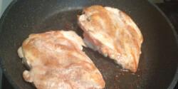 Diétás porhanyós csirkemell