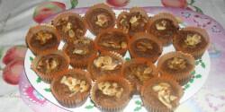 Diétás diós muffin