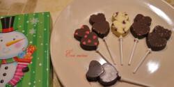 Csokinyalóka ajándékba a kedvesnek
