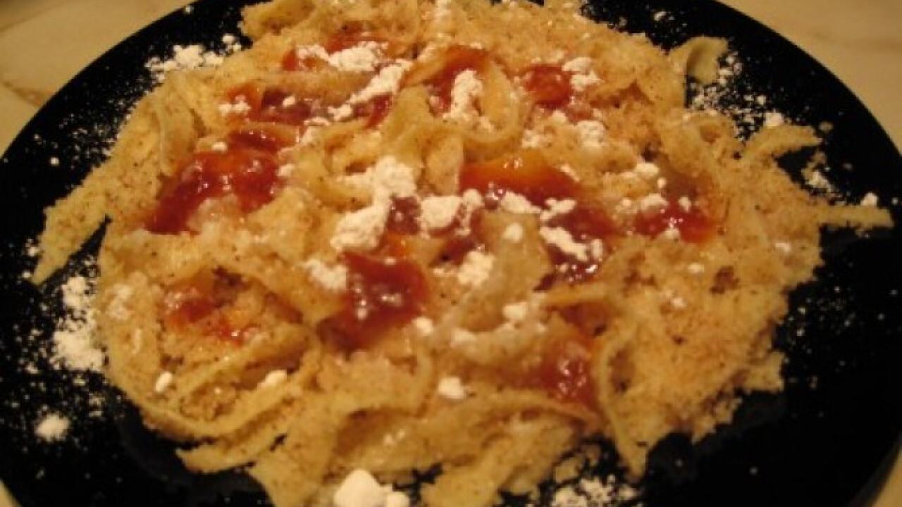 Grízes tészta Katharosz konyhájából