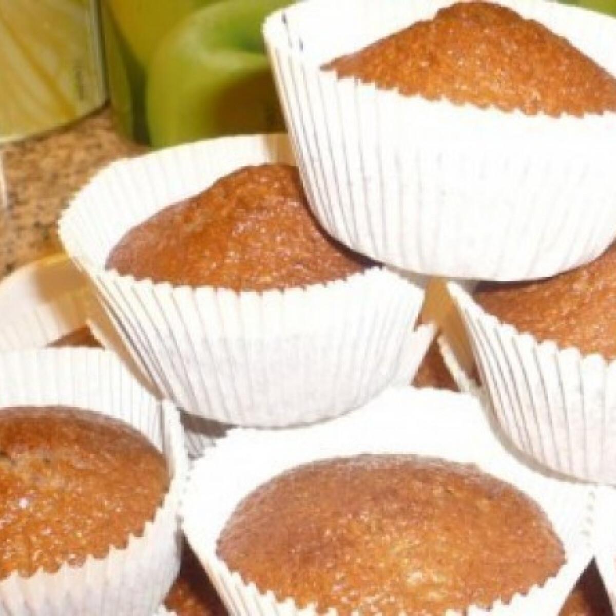 Ezen a képen: Őszi muffin