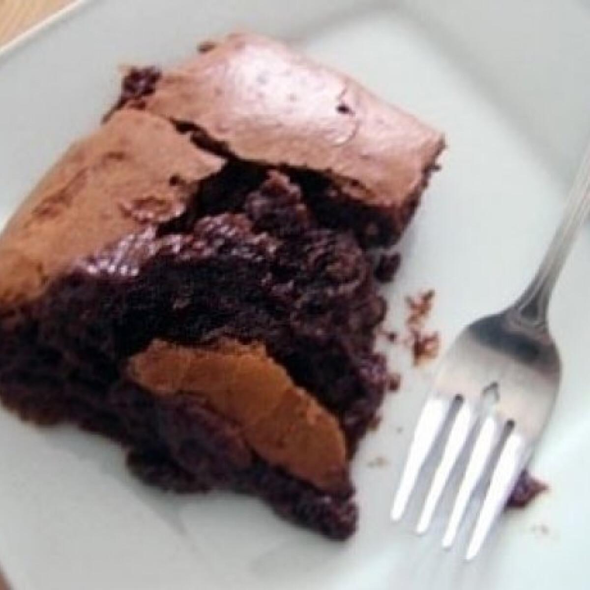 Ezen a képen: Toszkán csokoládétorta