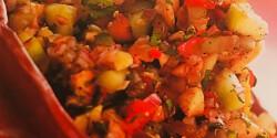 Uborkasaláta észak-indiai módon