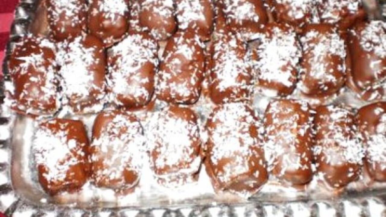 Kókuszos szaloncukor erika konyhájából