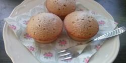 Fahéjas muffin ahogy Zita készíti