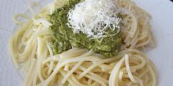 Pesto-s pasta