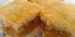 Omlós almás Brigi konyhájából