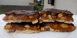 Snickers szelet