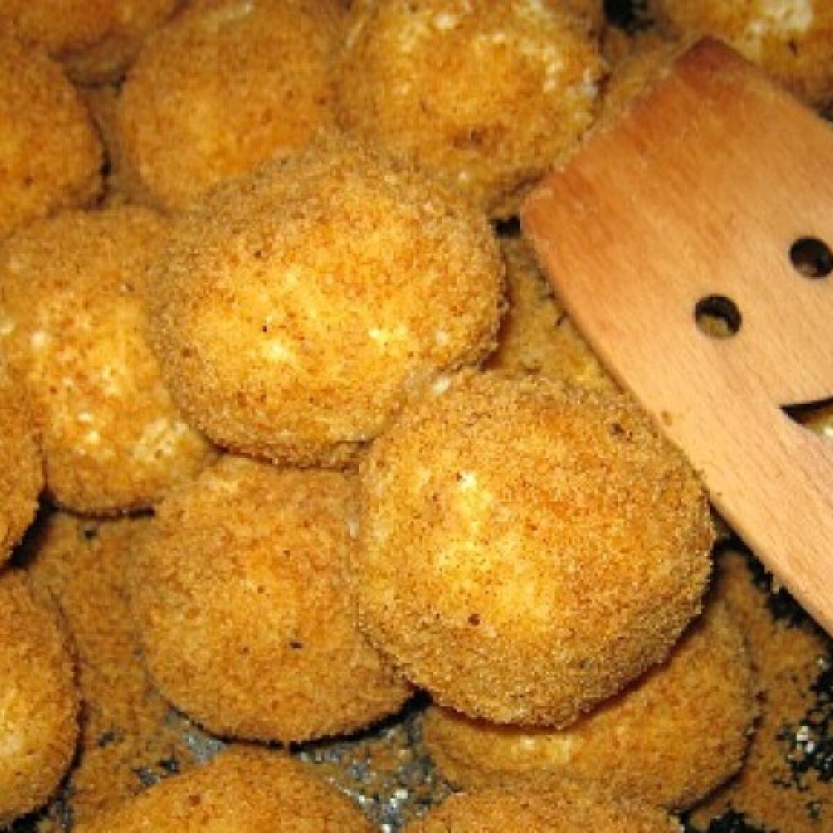 Ezen a képen: Túrógombóc Furita konyhájából