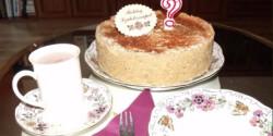 Tejberizs torta Csupasüti konyhájából