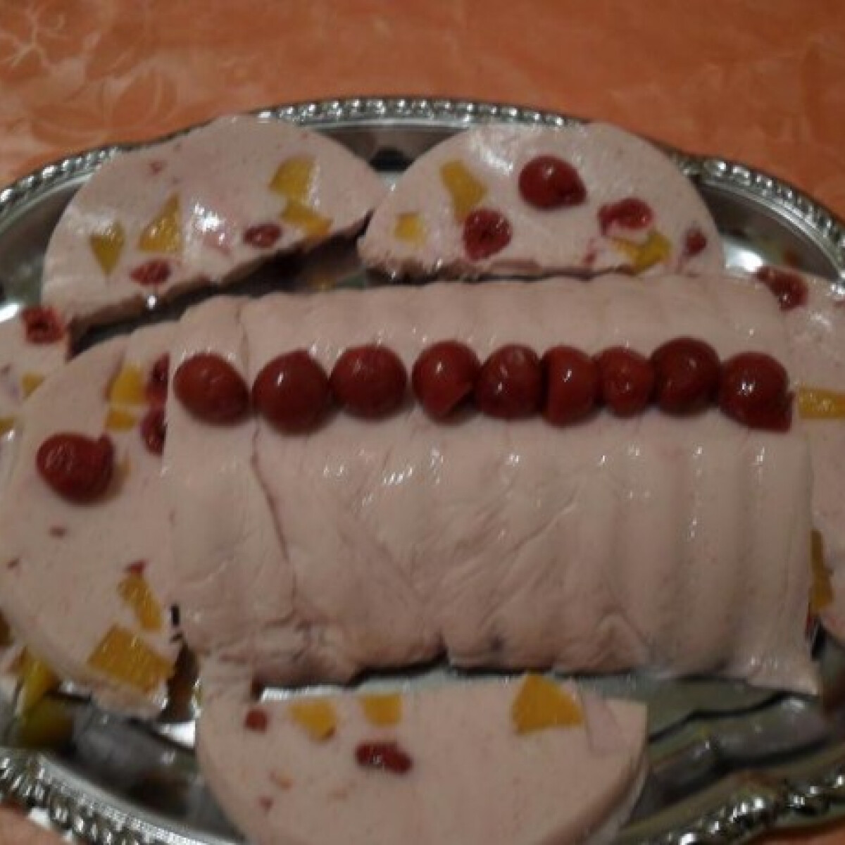 Ezen a képen: Joghurtos őzgerinc