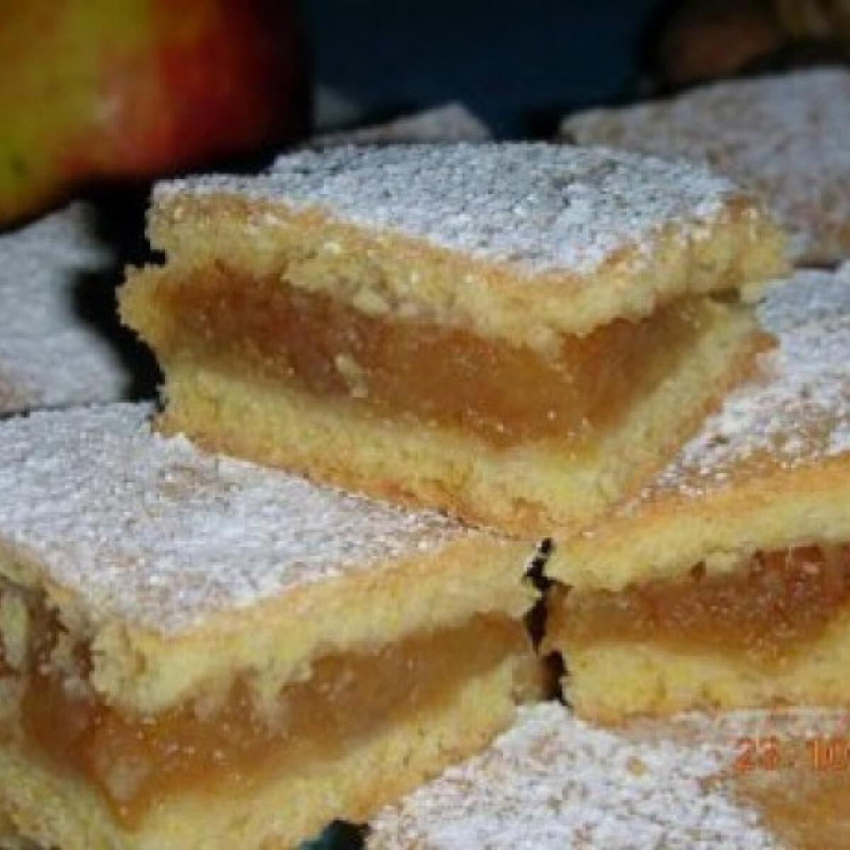 Ezen a képen: Szabolcsi olcsó almás porlós - Almás pite 8.