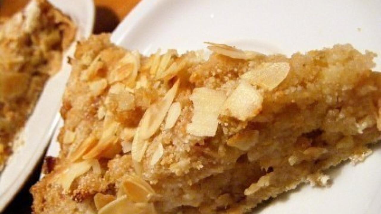 A világ legegyszerűbb almás süteménye