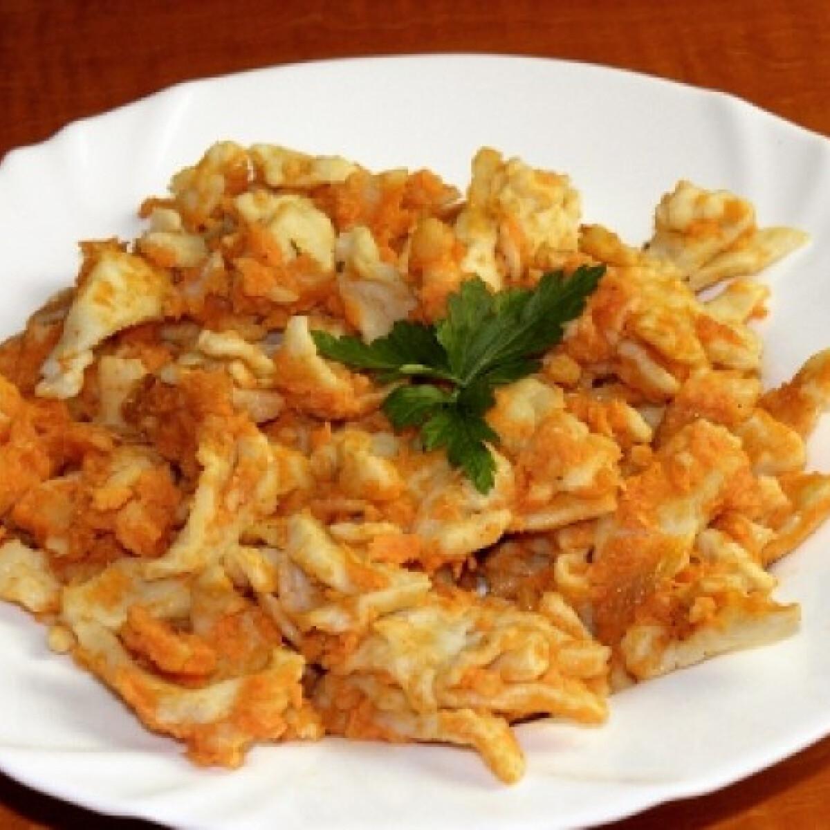 Krumplis tészta Besamel konyhájából