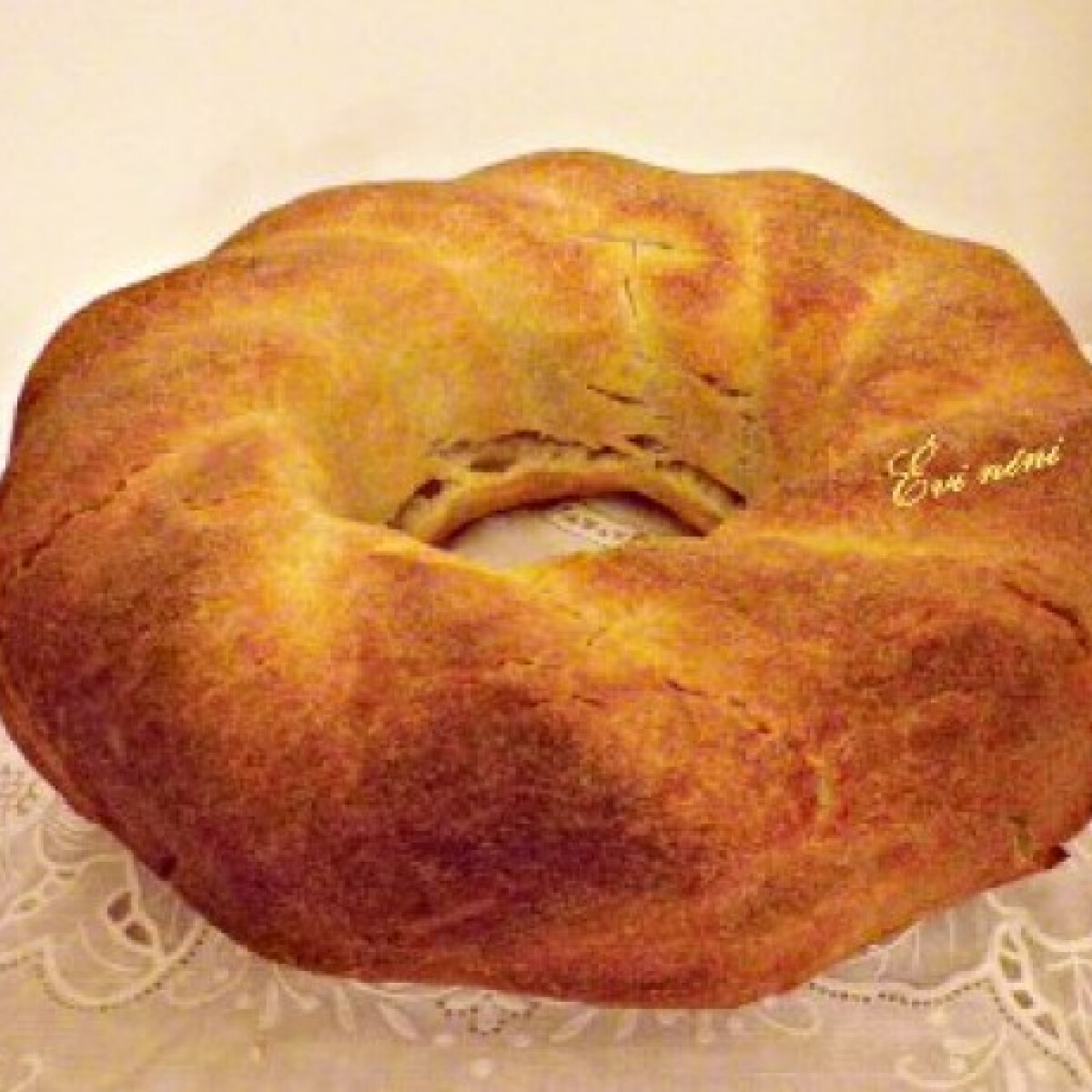 Kovászos kenyér Ómitól
