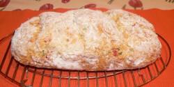 Sajtos-jalapenos-szódás kenyér