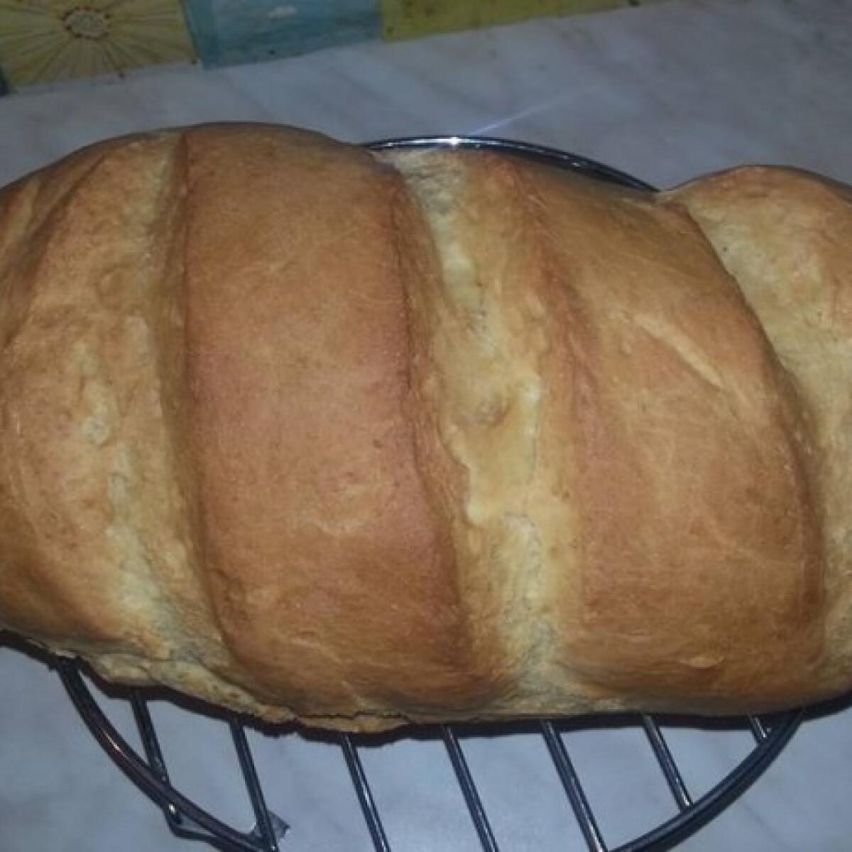 Ezen a képen: Durumlisztes kenyér
