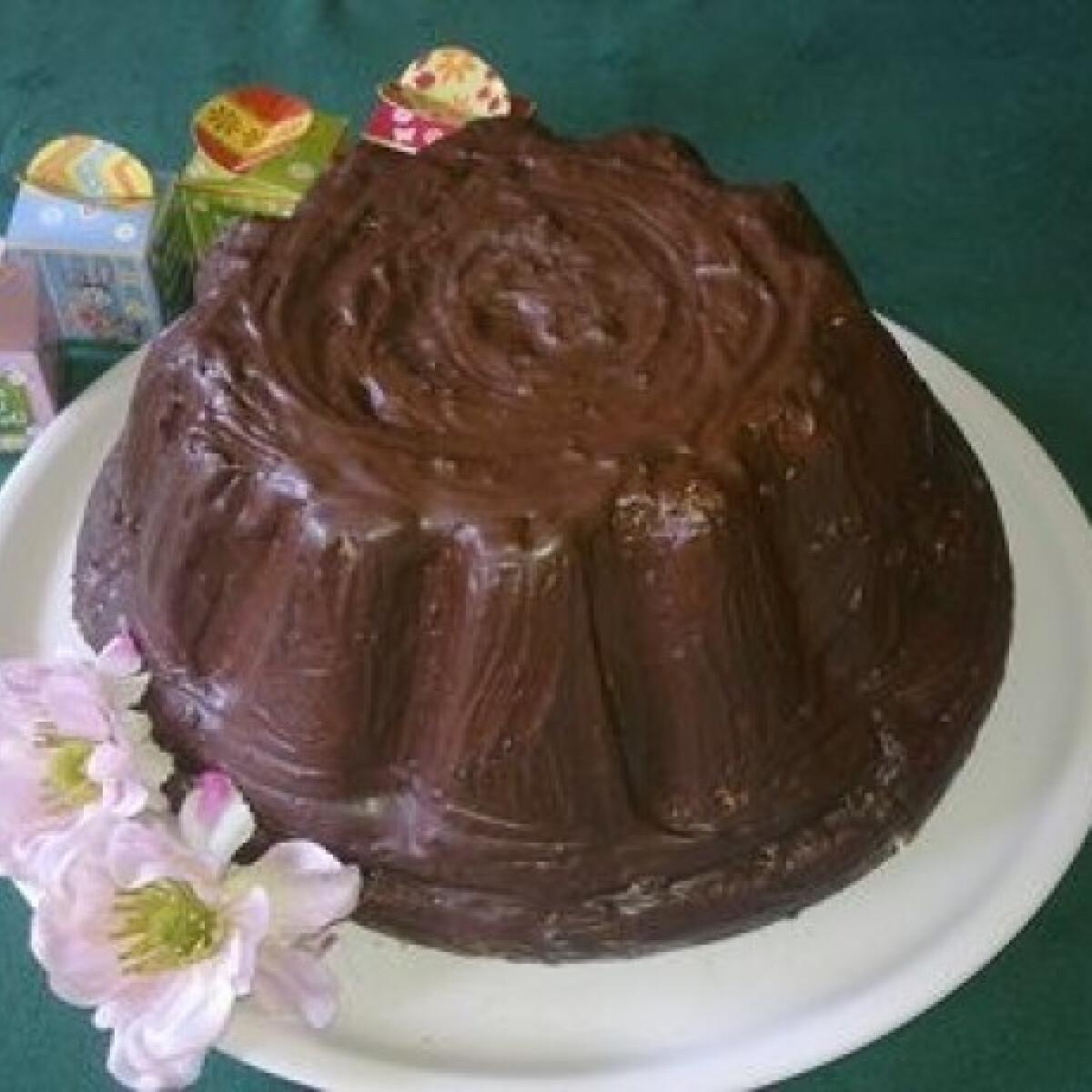 Csokis kuglóf 4.