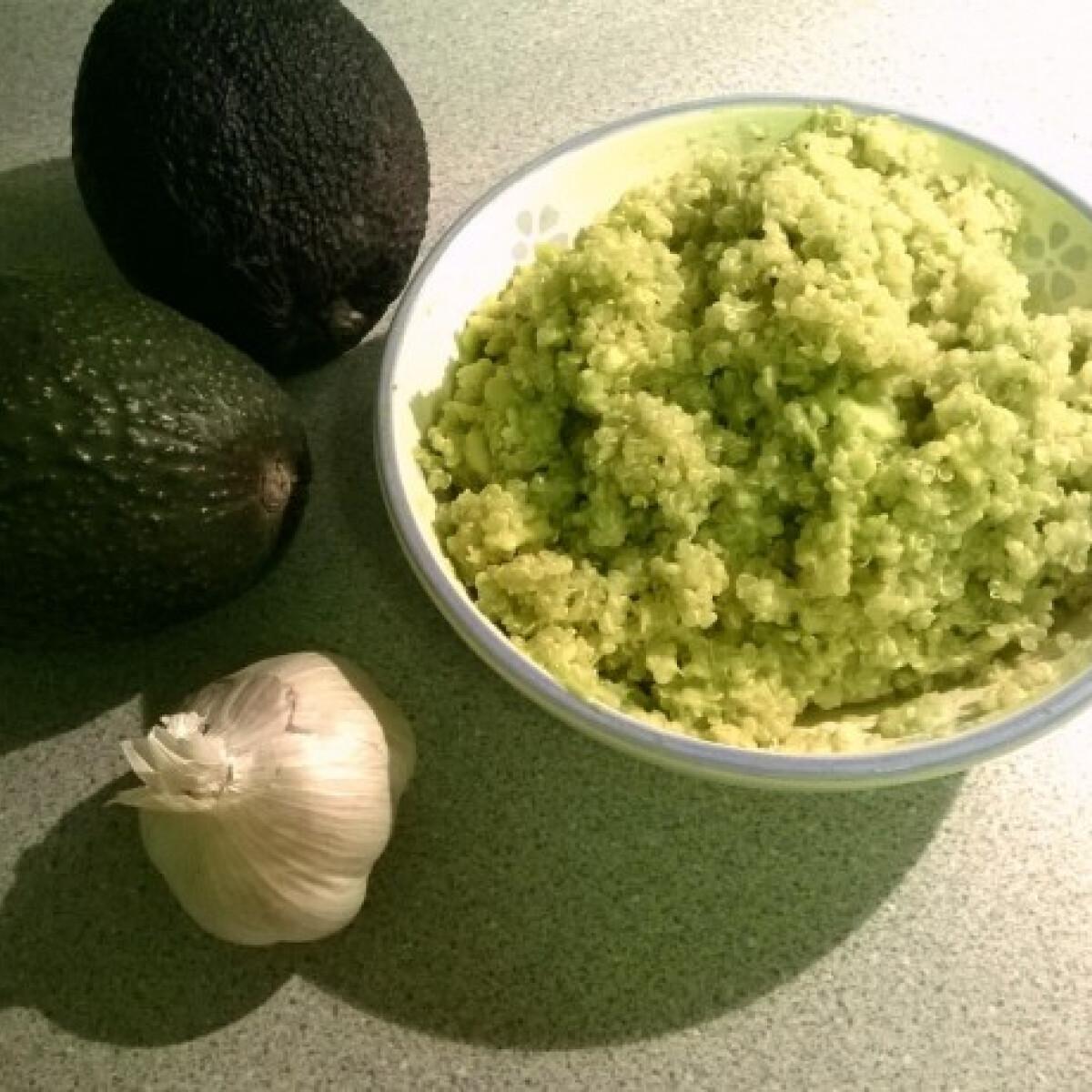 Ezen a képen: Zöld quinoa