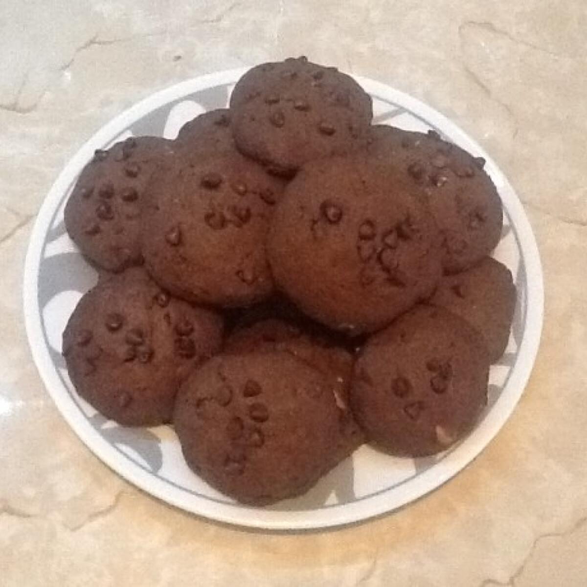 Ezen a képen: Csokis Keksz Sünike konyhájából