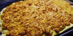 Pizzatészta 3. - glutén-és tejmentes