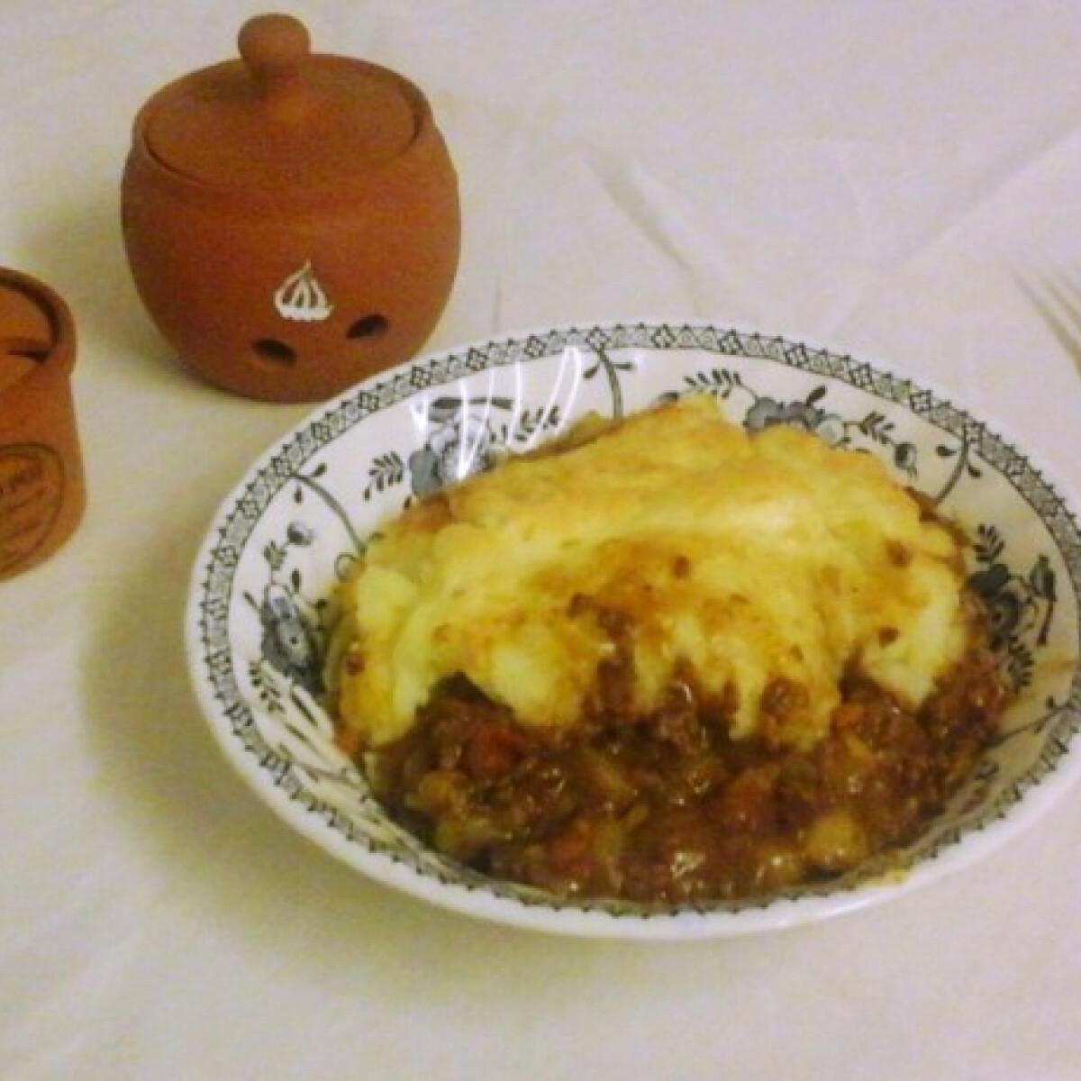 Angol falusi pite