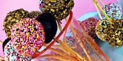 Cake-pops Napfény és fűszertől