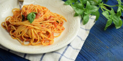 Paradicsomos tészta olasz módra