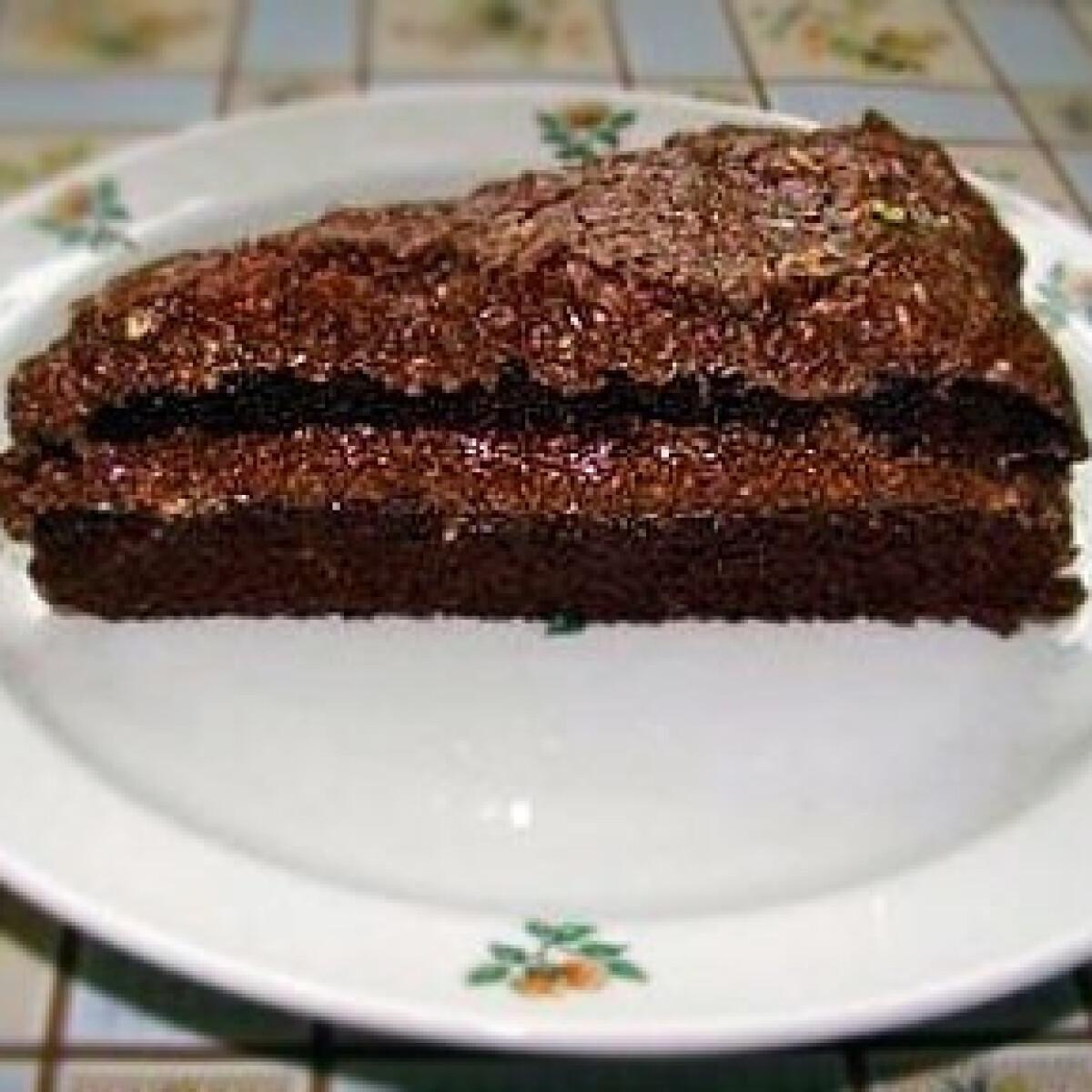 Ezen a képen: Csokitorta 2.