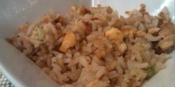 Kínai pirított rizs