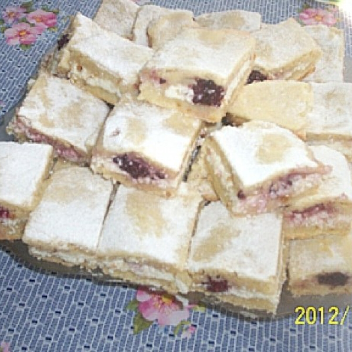 Omlós túrós pite Gabimamitól