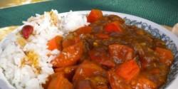 Hokkaido curry