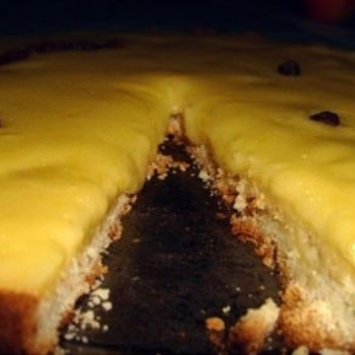 Ezen a képen: Mosolyra fakasztó citromos süti