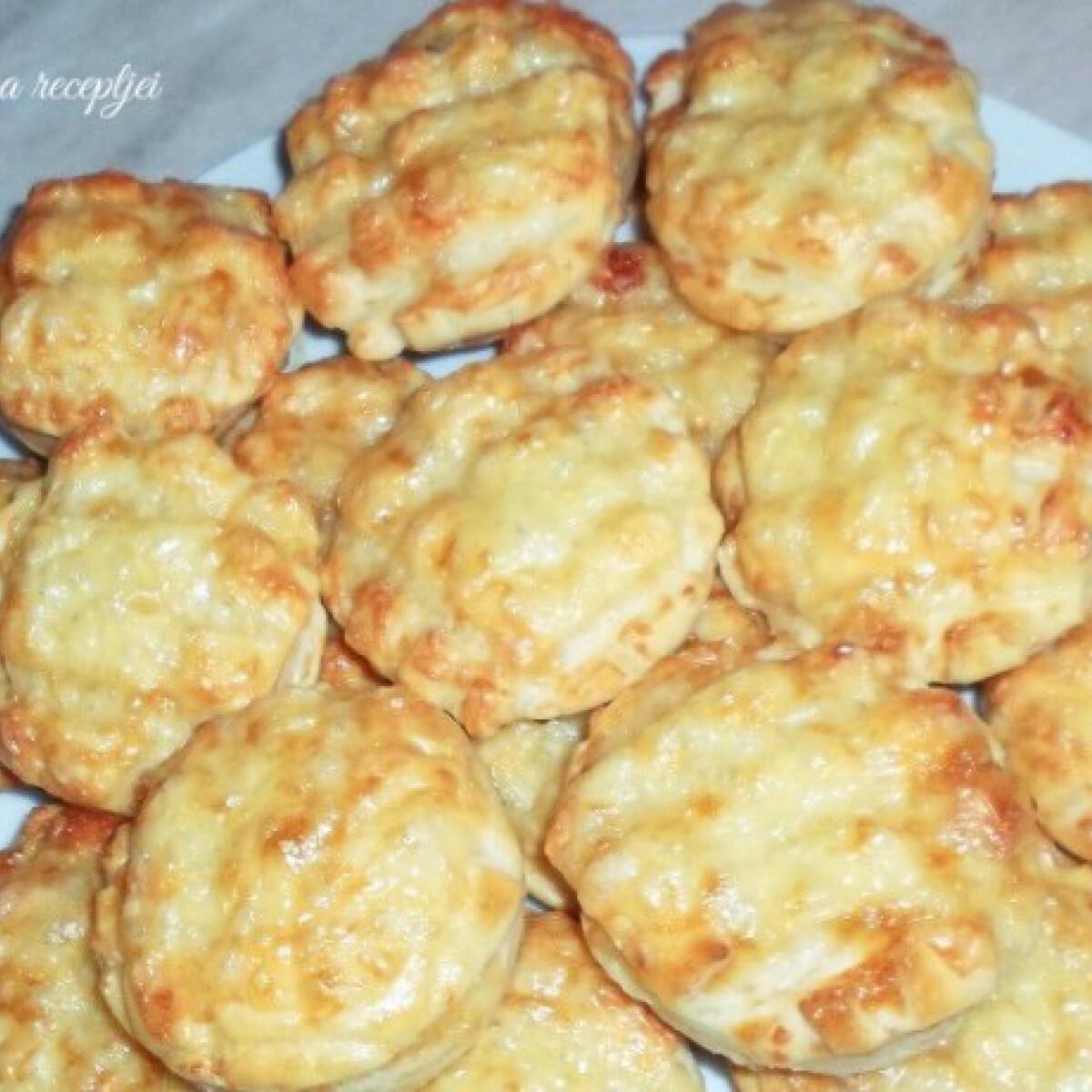 Sajtos-joghurtos pogácsa Nagymama konyhájából