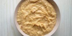 Hummusz Baklavaria konyhájából