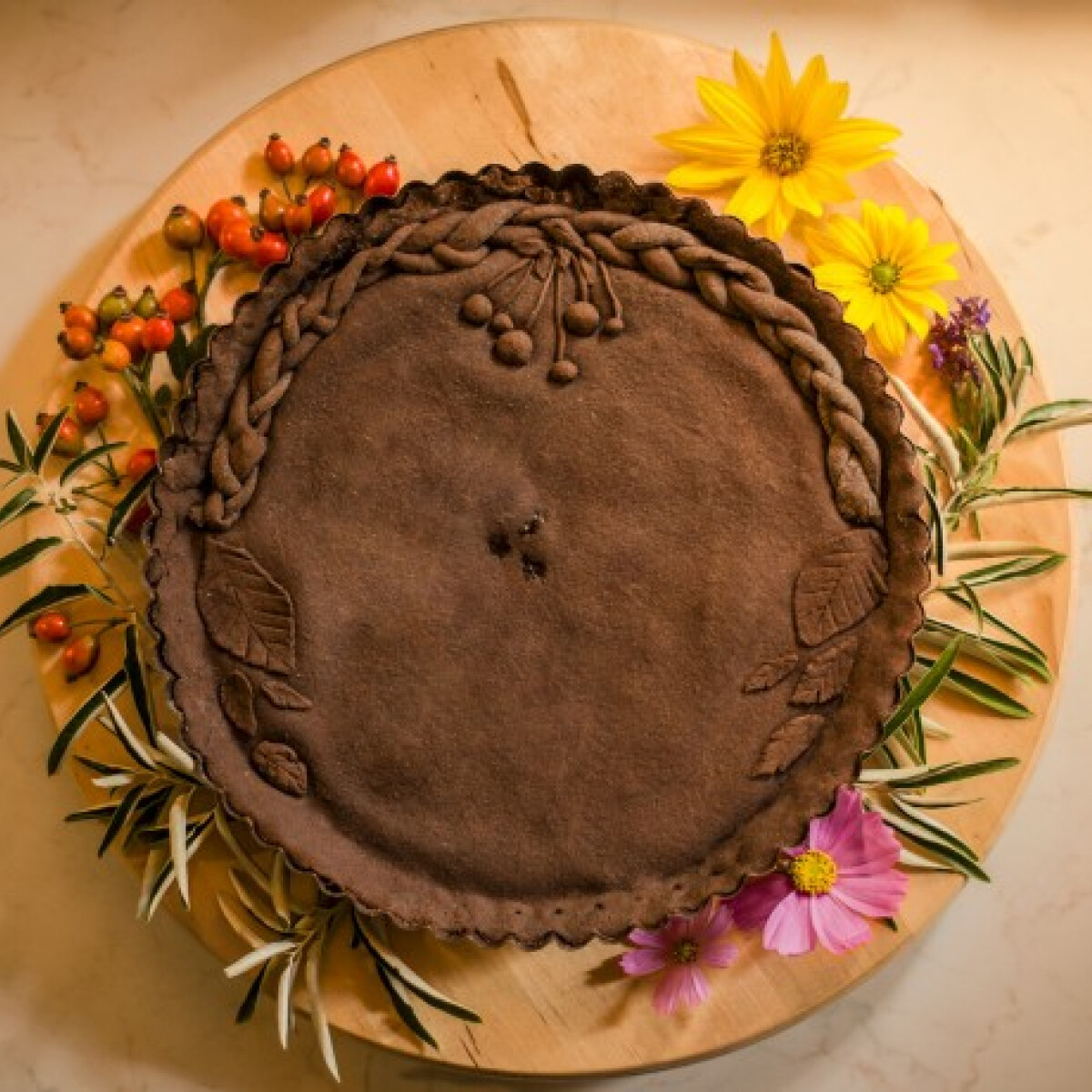 Ezen a képen: Brownie-pite lustáknak