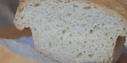 Egyszerű házi kenyér