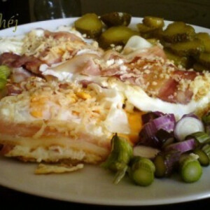 Kontakt ham and eggs