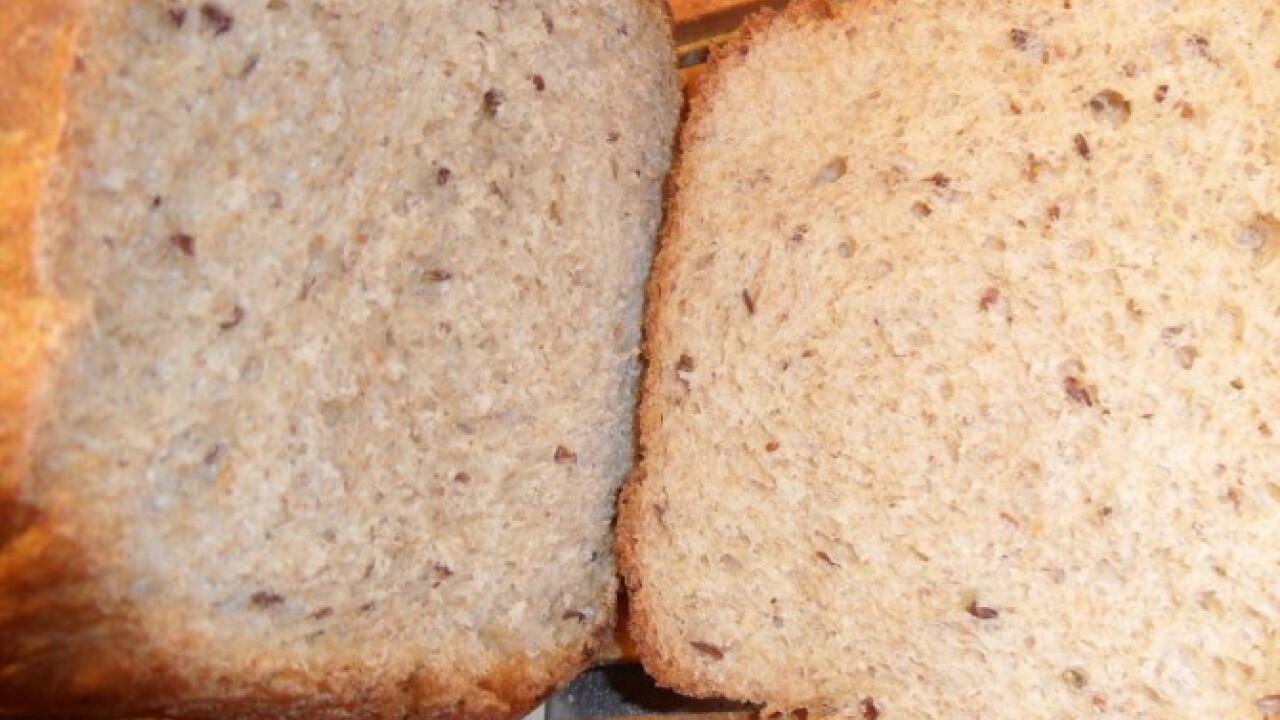Magvas kenyér Olgitól