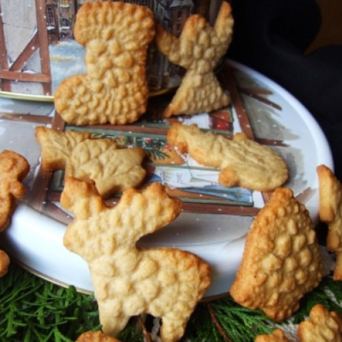 Ezen a képen: Spéculoos - Belga keksz