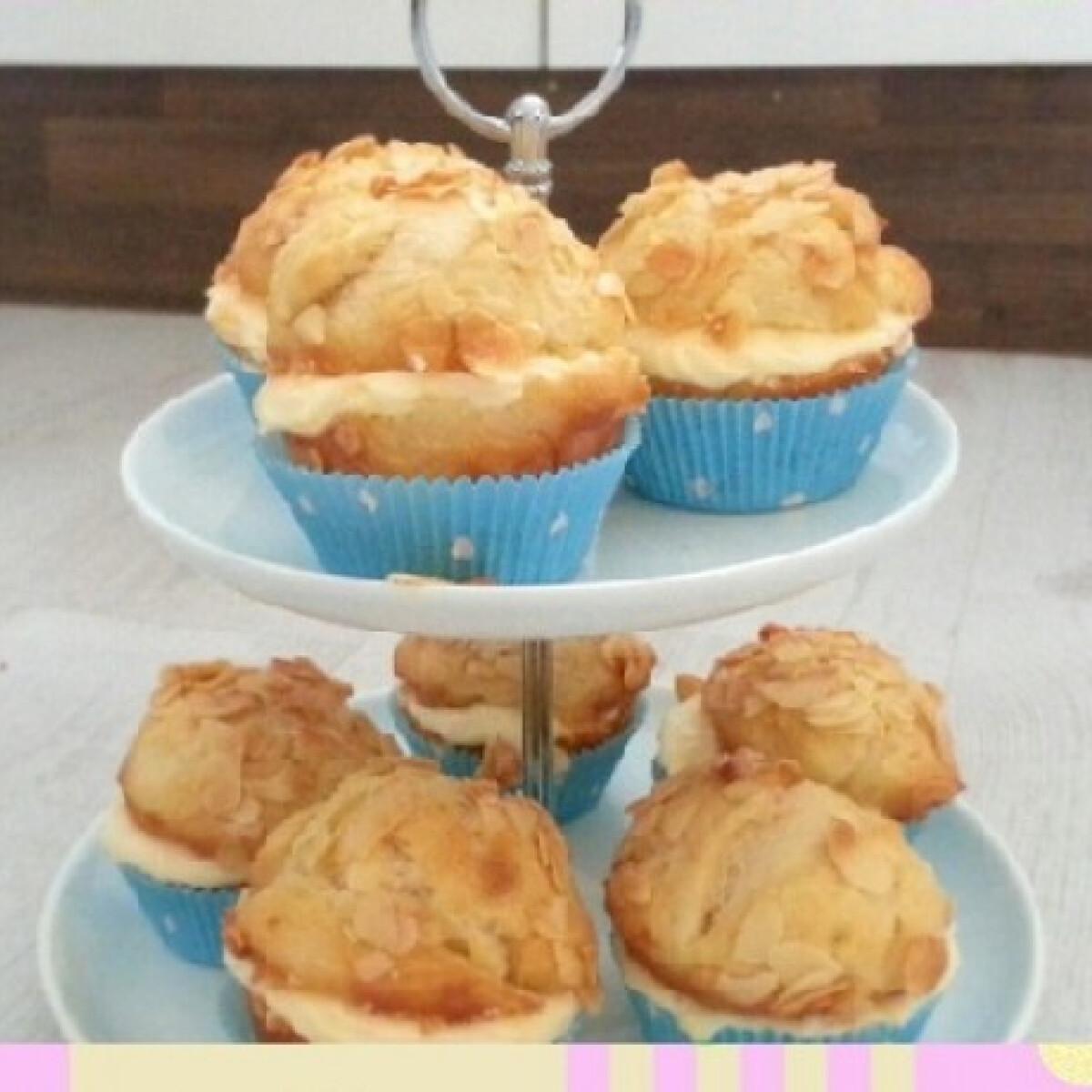 Ezen a képen: Méhcsípés muffin