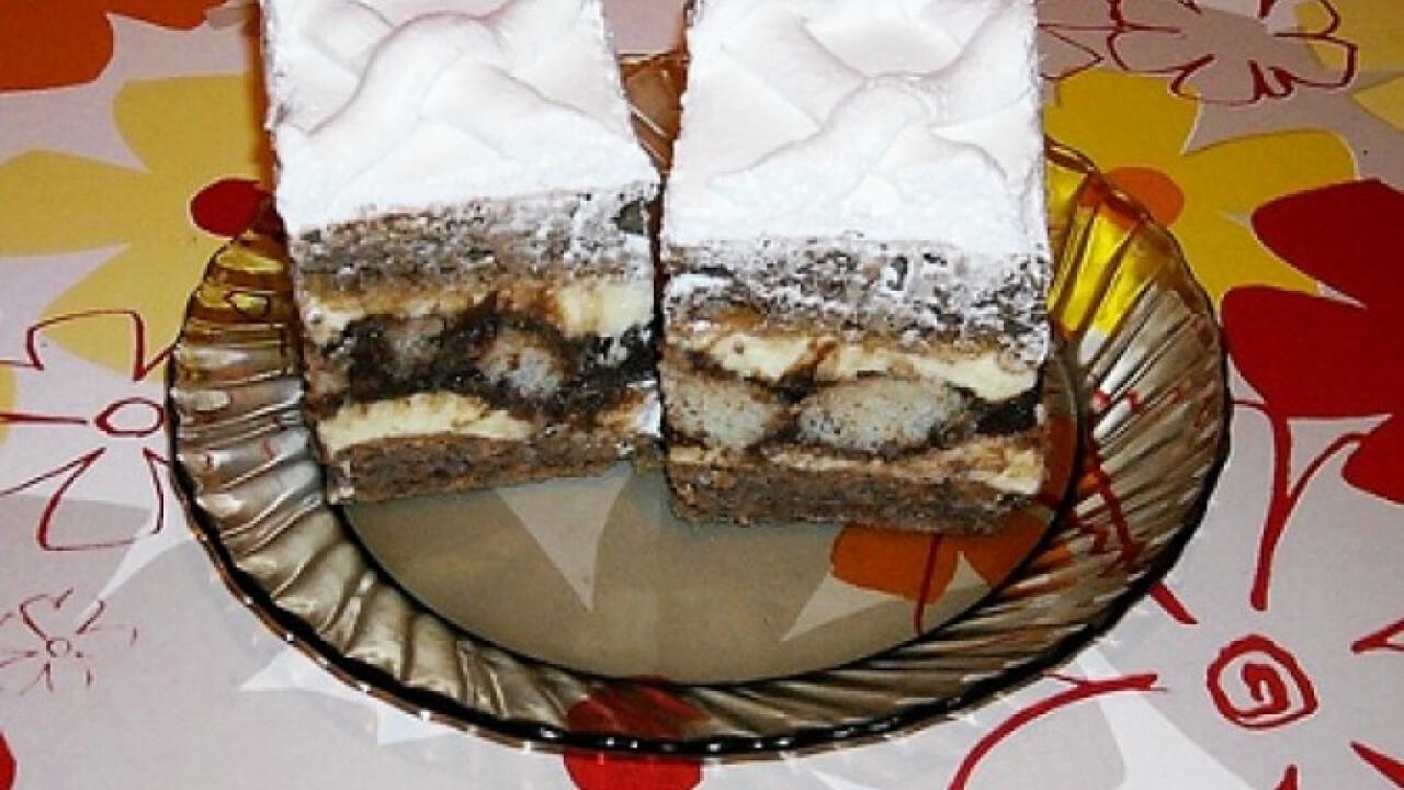 Gesztenyés krémes Moncsika konyhájából
