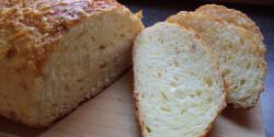 Sajtos fehér kenyér Bettymami konyhájából
