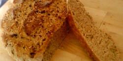 Reform kenyér zabtörettel