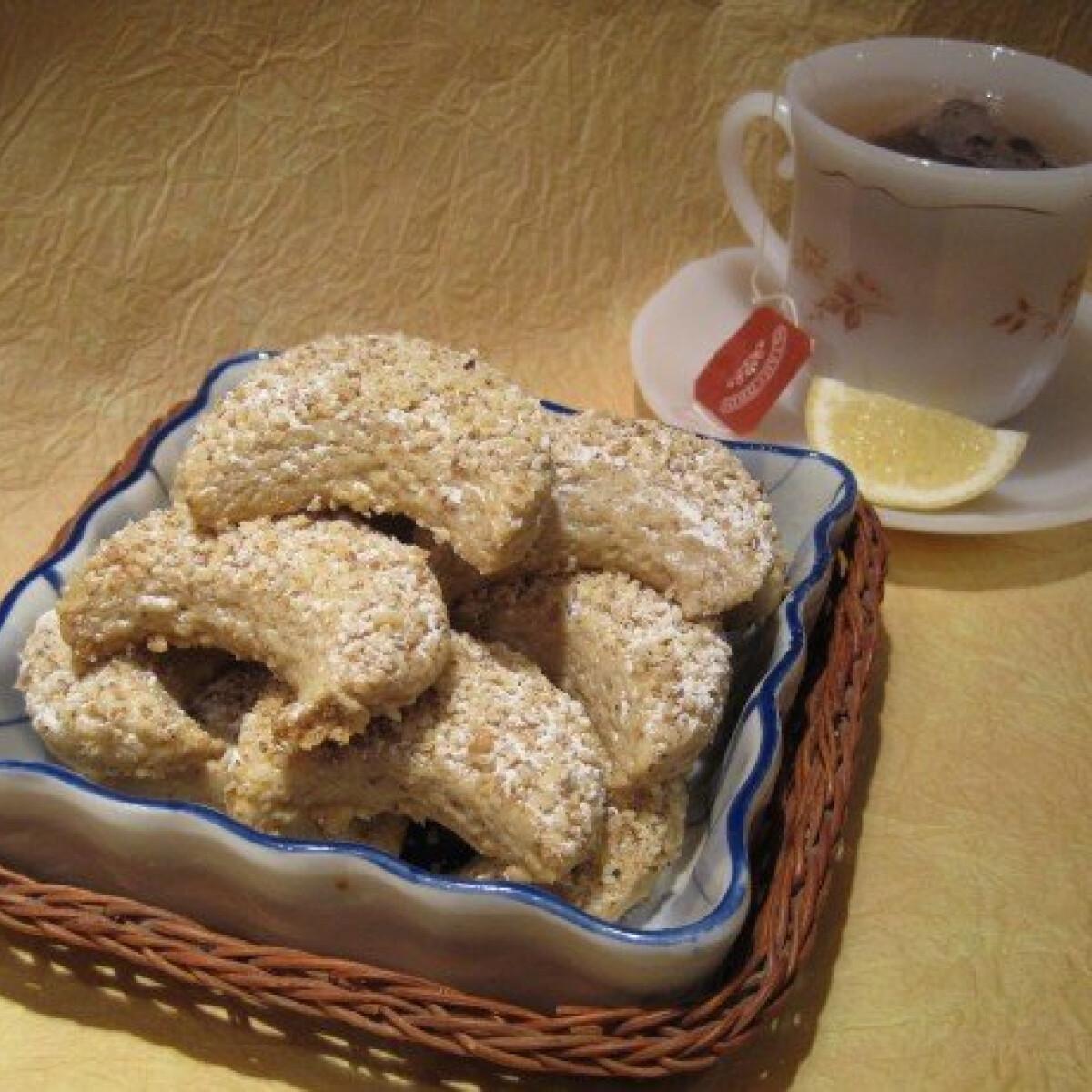 Ezen a képen: Angol teasütemény
