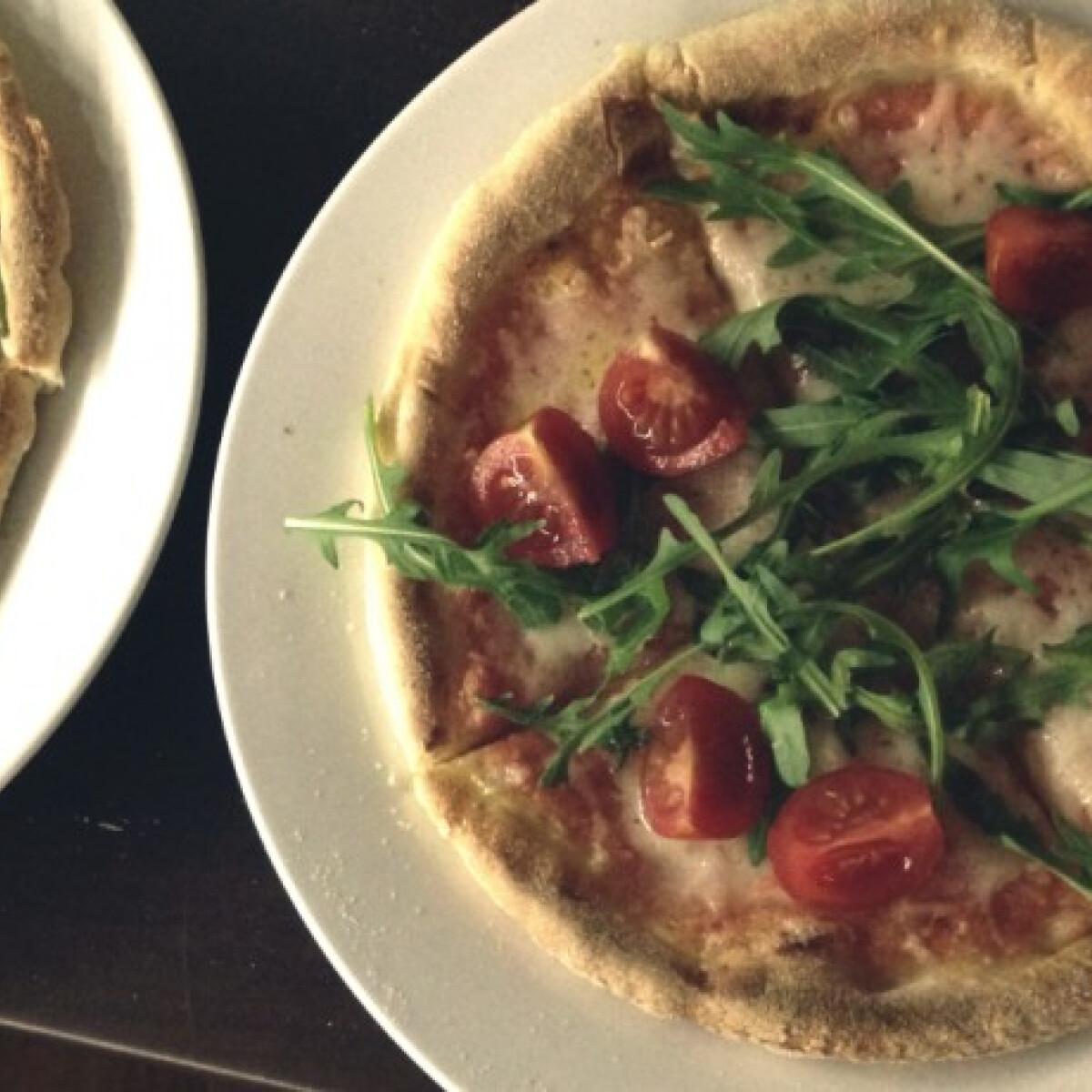 Serpenyős pizza blanchetyler konyhájából