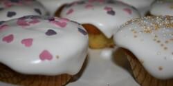 Hercegnő vagy tündér muffin