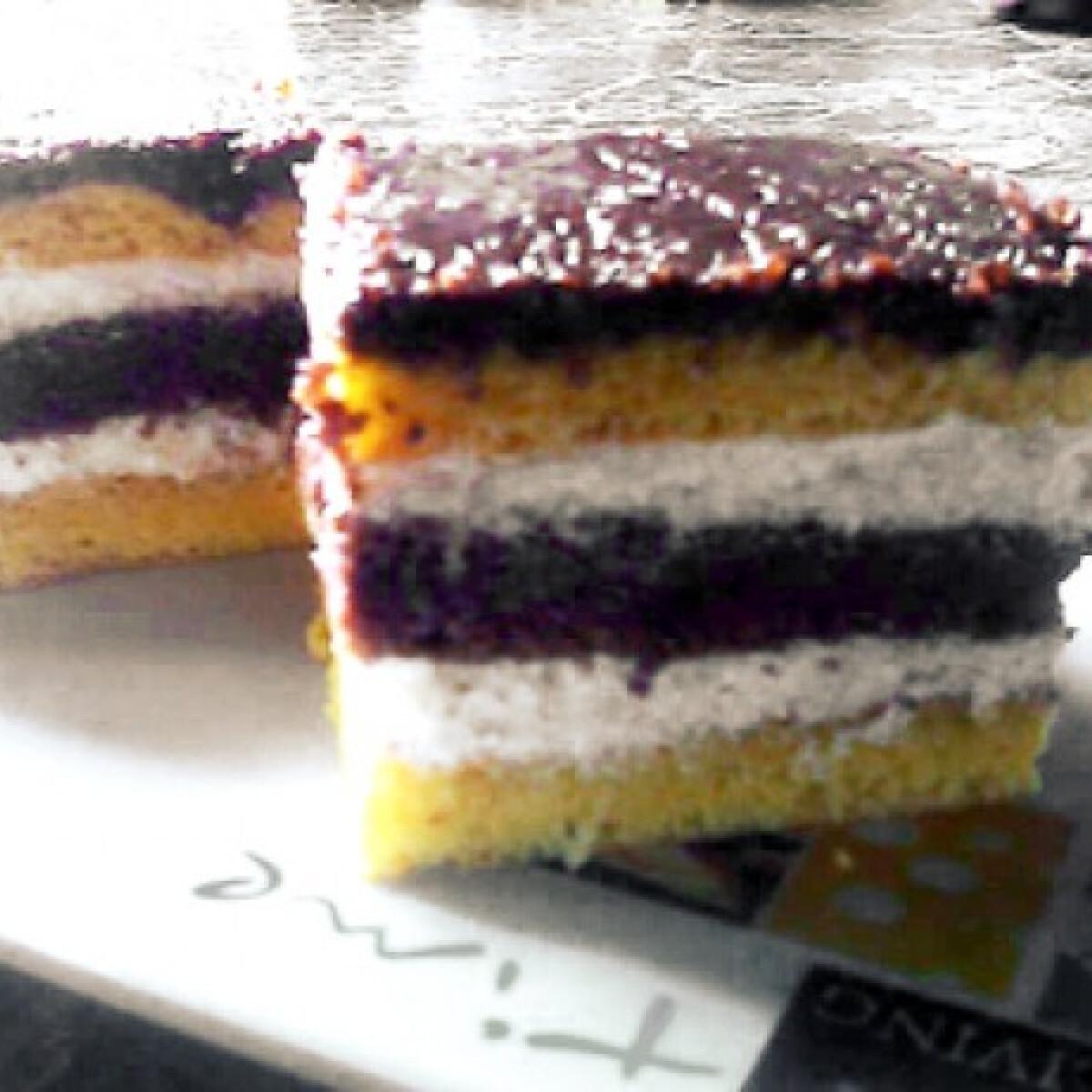 Ezen a képen: Tejbegrízes süti Milumano konyhájából