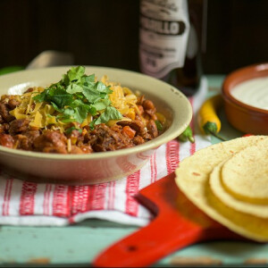 Ráérős chili con carne